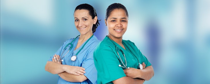 Our experienced Nurses come from India, The Philippines and Europe